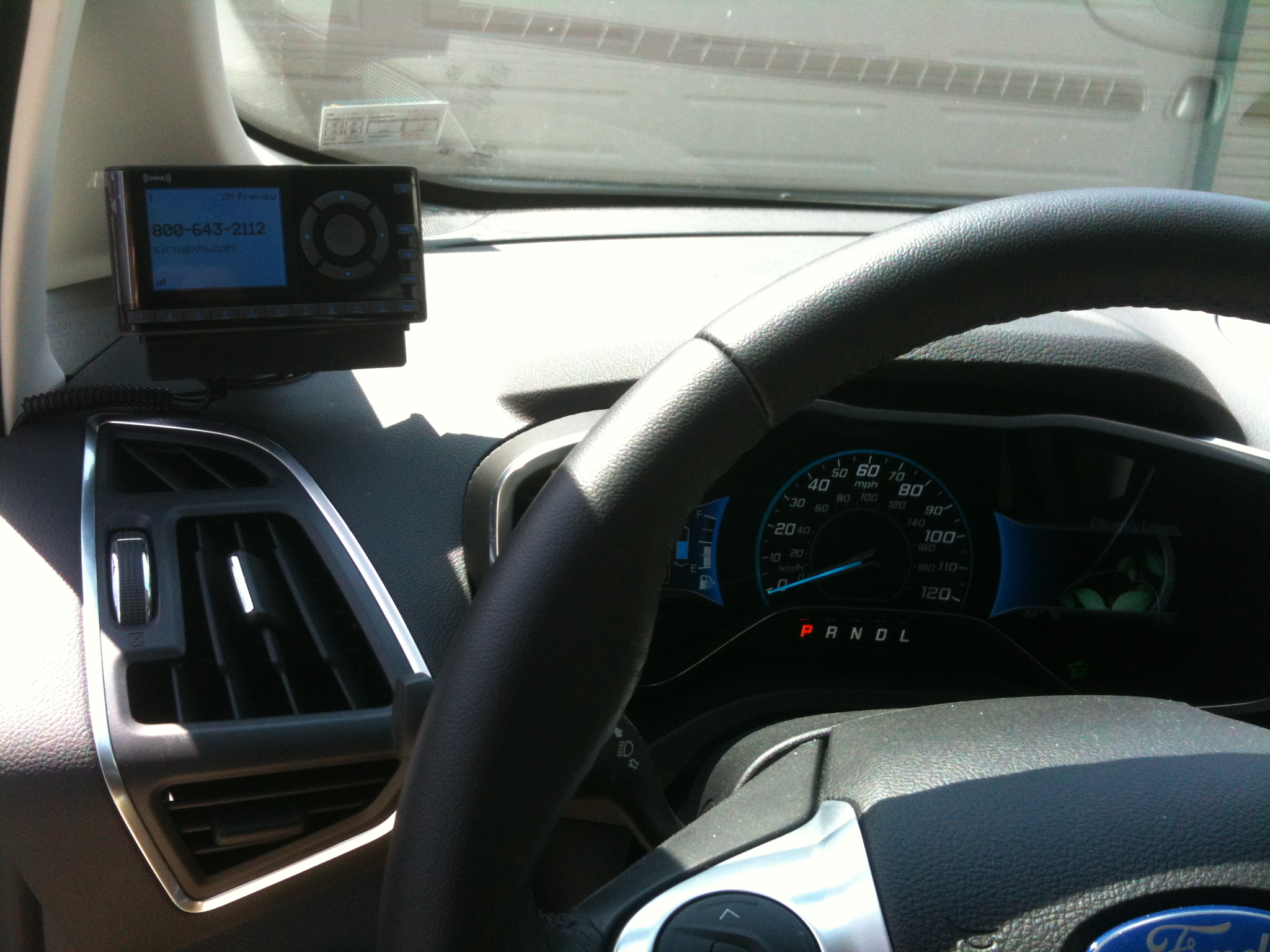 Vehicle Gps Tracking >> Blossom Installations » XM/Sirius Onyx EZ Satelite Radio Solution, 2013 Ford C-Max & Range Rover.