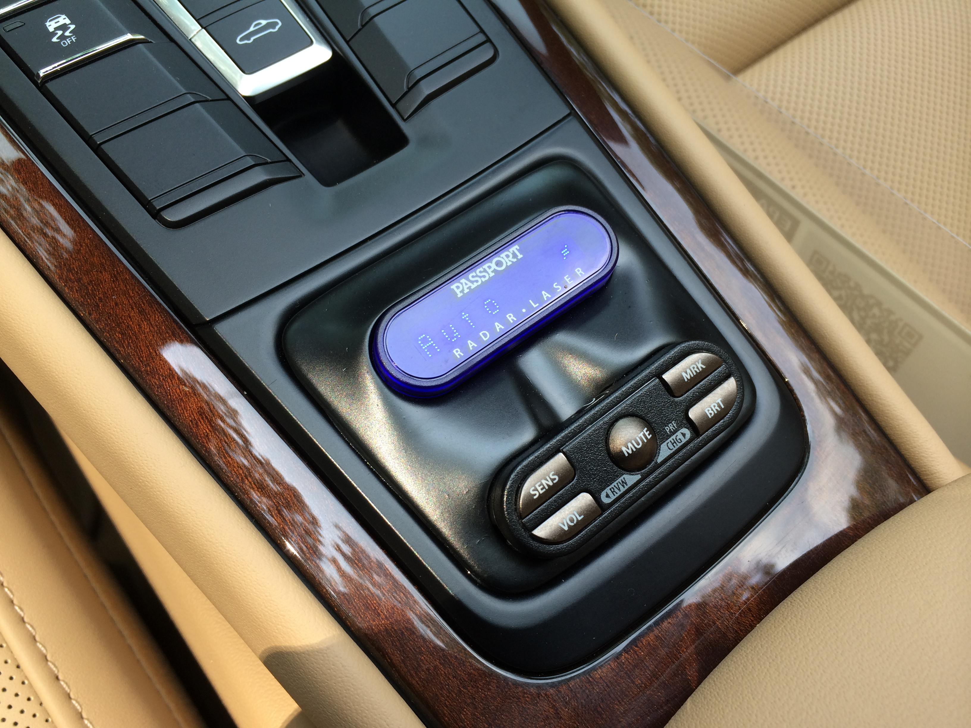 Passport Radar Detector >> Blossom Installations » Escort/Passport 9500ci Radar & Laser System Integration on a 2014 ...