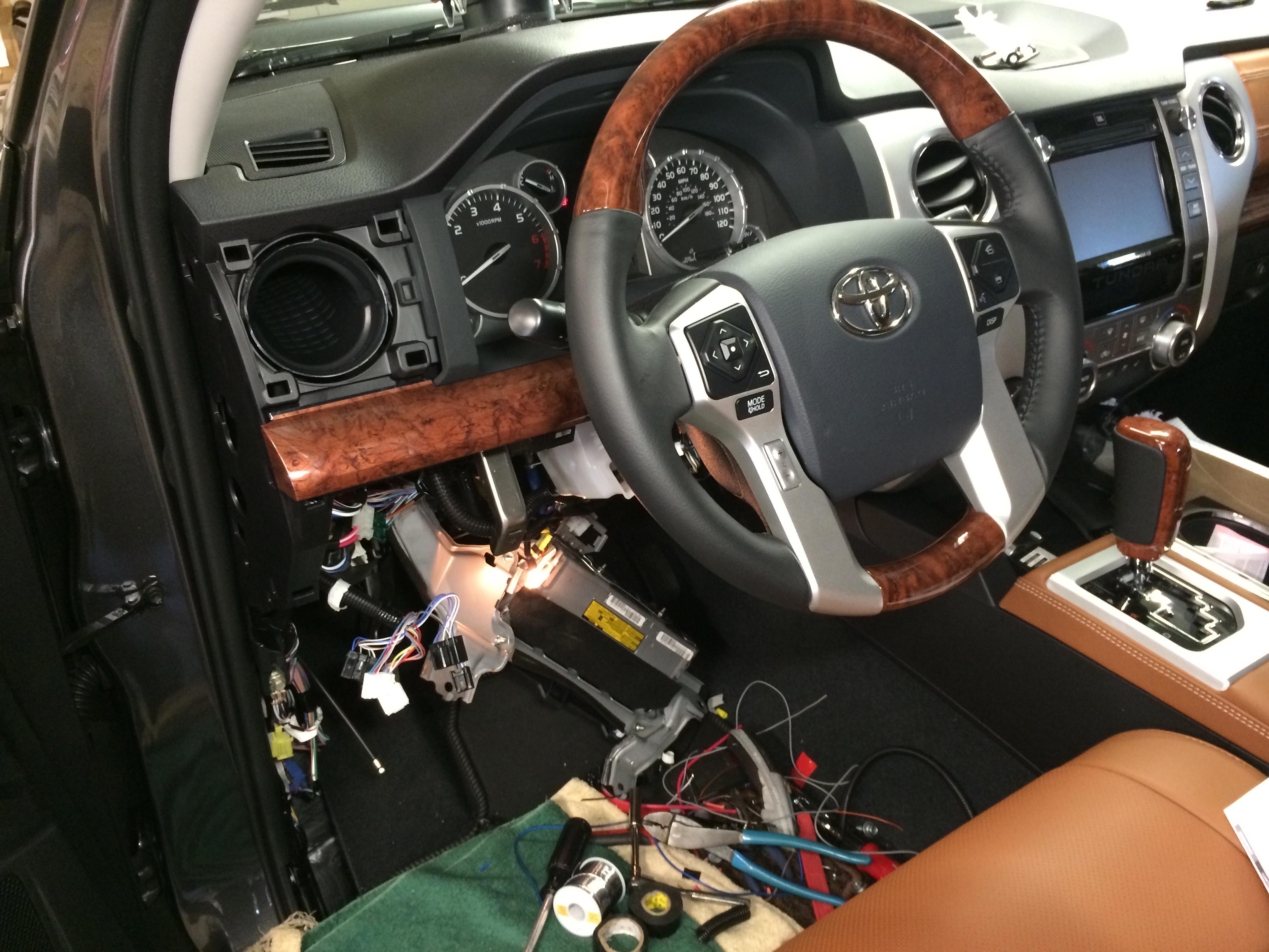 Tundra 1794 Edition >> Blossom Installations » 2015 Toyota Tundra 1794 Edition ...