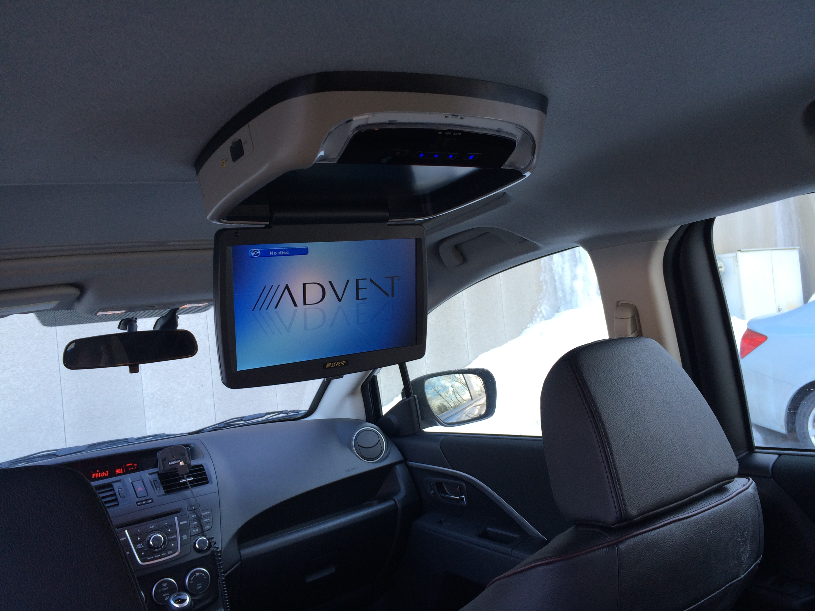 Blossom Installations 187 2015 Mazda Cx5 Mobile Dvd System