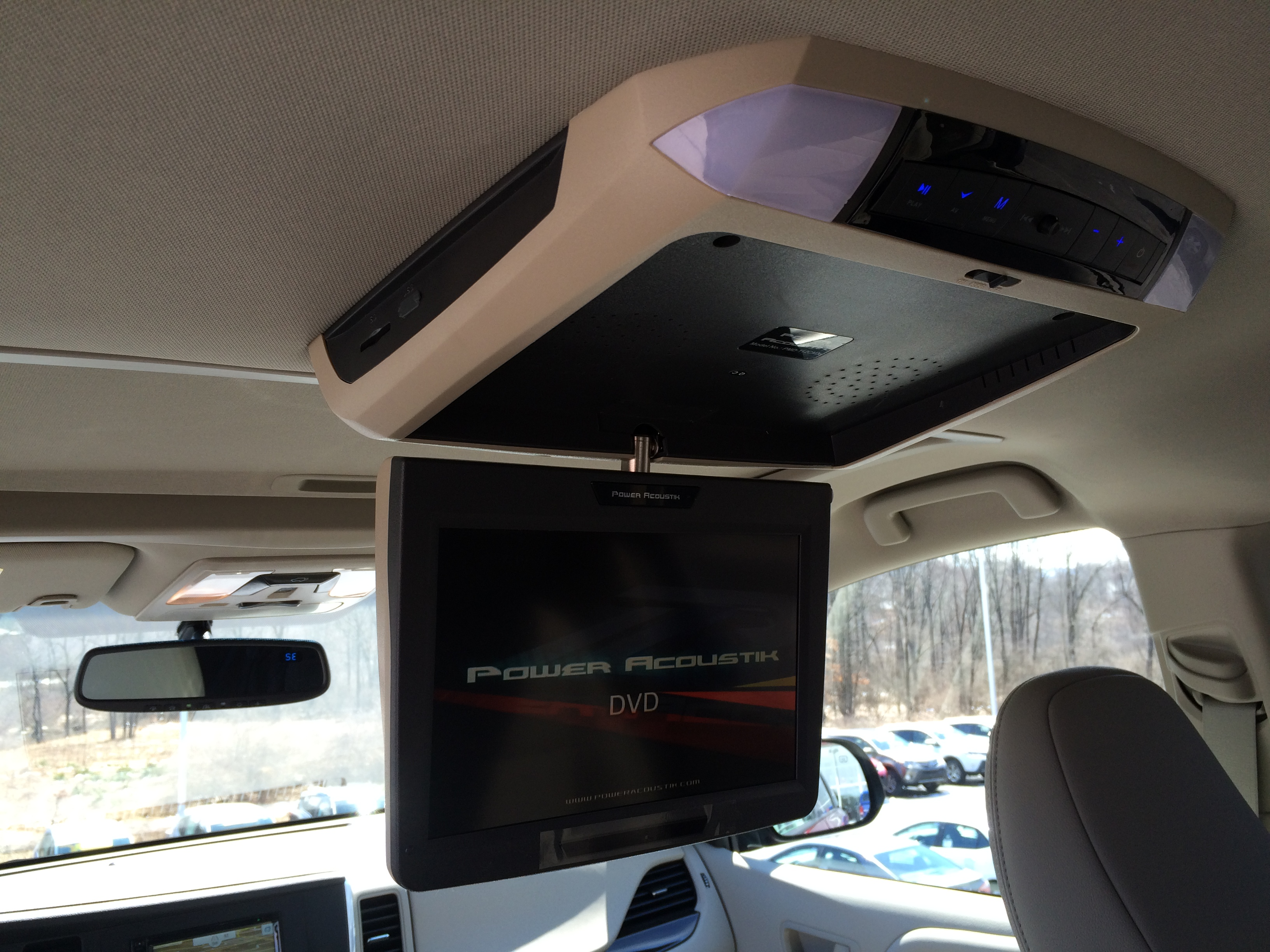 Blossom Installations raquo 2015 Toyota Sienna Navigation and