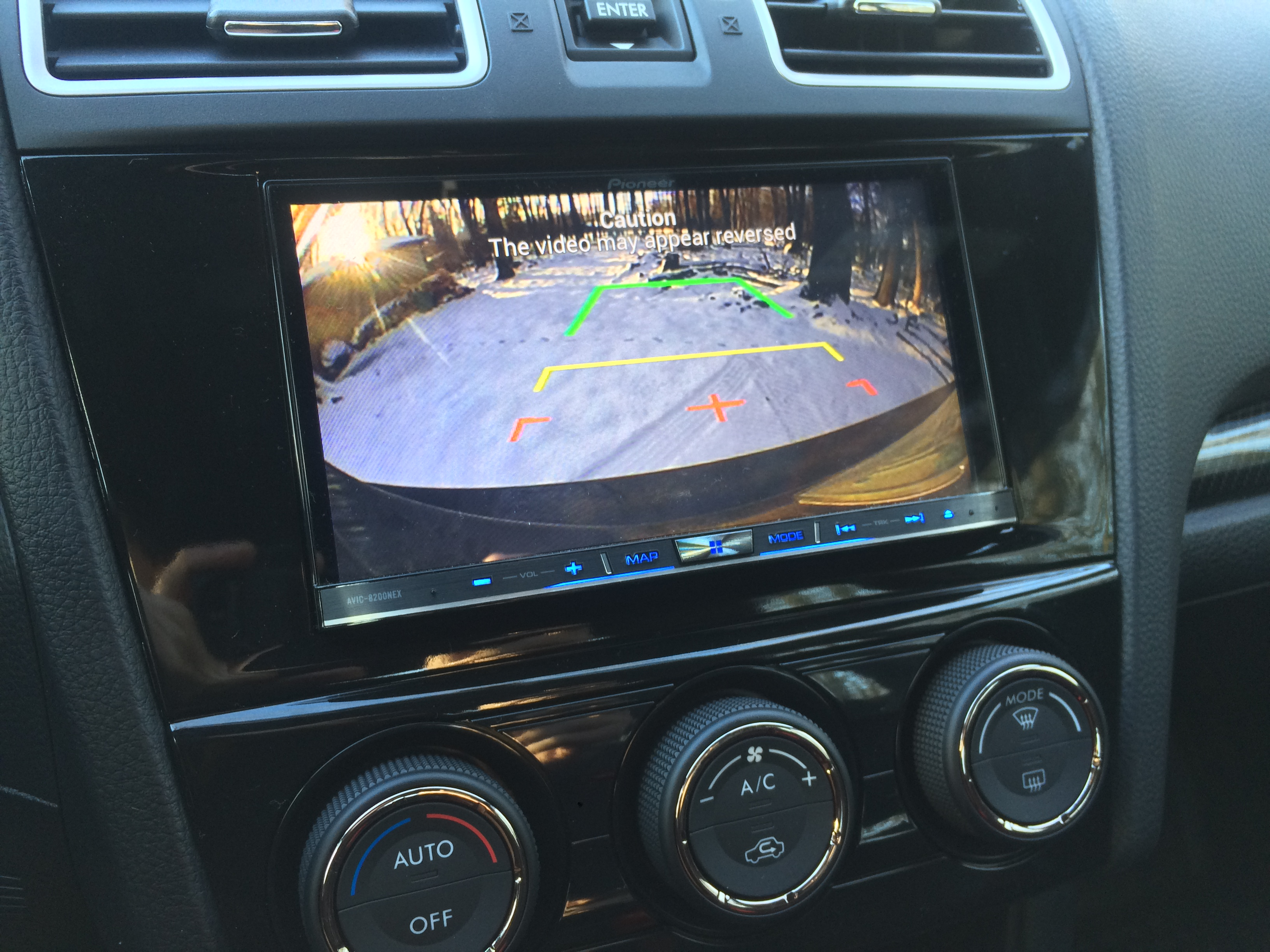 Blossom Installations 187 Subaru Wrx Gets Nex Navigation And
